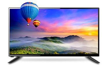 Banner Locação de TV