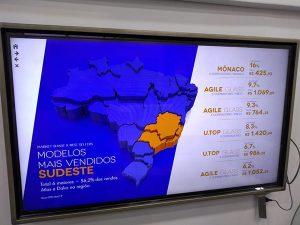 Locação Lousa Touch Screen-Lousa interativa aluguel – toten touch aluguel