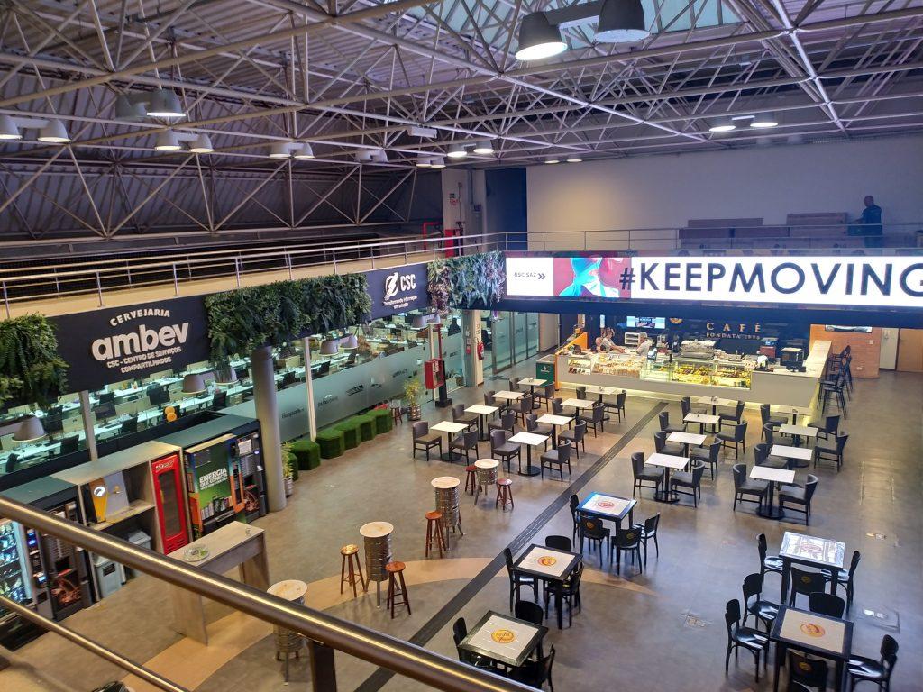 Vendas e Locações Painel LED -Projeto Ambev Jaguariúna-Multivision Locações