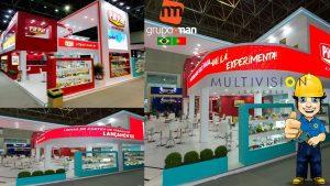 Multivision Locações | AluguelVídeo Wall em 4K e em qualquer formato (Artístico) smart mirror