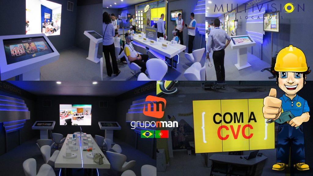 Locação Totem Touch Screen Porto de Galinhas PE