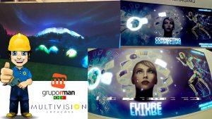 PAINEL DE LED Live Print -Painéis Live Print-Multivision Locações