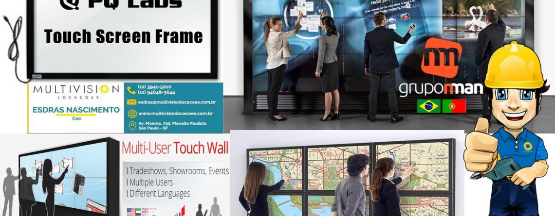 TELAS TOUCH SCREEN - Distribuidora/venda tv Tela Touch com Preços Incríveis