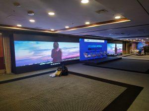 GRUPO NMAN | Aluguel de painéis de LED para feiras e eventos PARCERIA jmkdesign