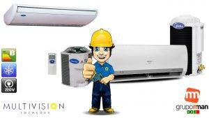 Instalação de ar condicionado Instalação Rápida e Segura Bairro de Alphaville SP