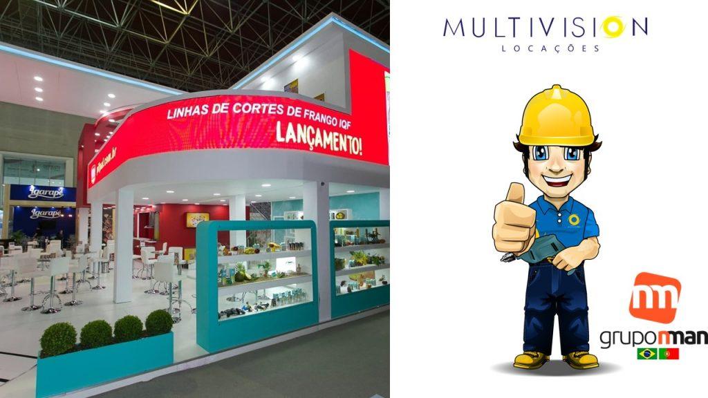 VENDA DE PAINEL DE LED Compre Aqui seu Painél de LED - Soluções p/ todos os Segmentos Multivision