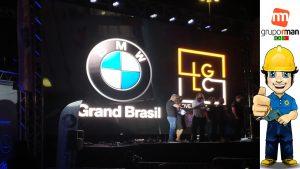 Aluguel De Painel LED PARA Cine Drive-in sonorização iluminação Sistema FM RIO DE JANEIRO