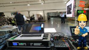 Aluguel DE  Painel De LED - Indoor/Outdoor Sonorização Profissional Multivision Locações GRUPO NMAN