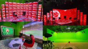 Locação de Studio para Lives em São Paulo -Multivision Locações