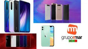 Aluguel de Aluguel de celulares p/ demandas temporárias, ações de MKT, feiras e eventos no Bairro do Alto de Pinheiros  -SP