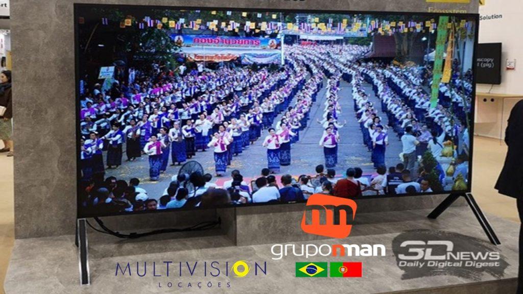 Aluguel TV 90'' Polegadas SP Locações TV 90'' Polegadas SP- de TV em São Paulo
